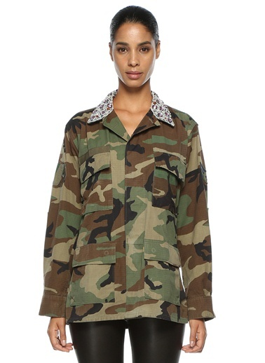 Parka-Forte Couture